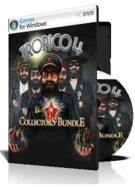    (Tropico 4 Collectors Bundle (1DVD